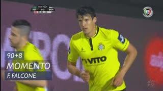 Boavista FC, Jogada, F. Falcone aos 90'+8'