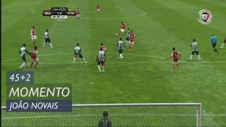 SC Braga, Jogada, João Novais aos 45'+2'