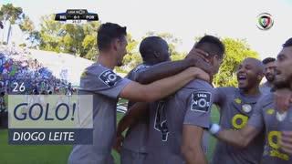 GOLO! FC Porto, Diogo Leite aos 26', Os Belenenses 0-1 FC Porto