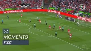 SL Benfica, Jogada, Pizzi aos 52'