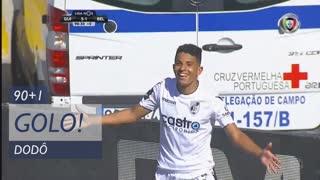 GOLO! Vitória SC, Dodô aos 90'+1', Vitória SC 5-1 Belenenses