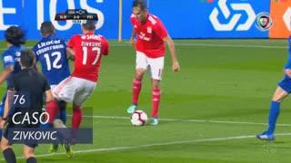 SL Benfica, Caso, Zivkovic aos 76'