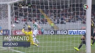 Moreirense FC, Jogada, Arsénio aos 61'