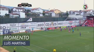 GD Chaves, Jogada, Luís Martins aos 43'