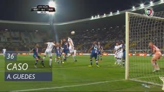 Vitória SC, Caso, Alexandre Guedes aos 36'