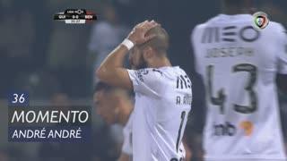 Vitória SC, Jogada, André André aos 36'