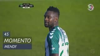 Vitória FC, Jogada, Mendy aos 45'
