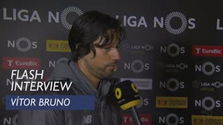 Liga (28ª): Flash Interview Vítor Bruno