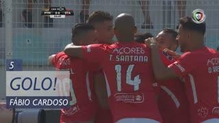 GOLO! Santa Clara, Fábio Cardoso aos 5', Portimonense 0-1 Santa Clara