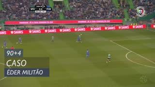 FC Porto, Caso, Éder Militão aos 90'+4'