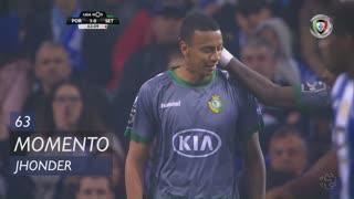 Vitória FC, Jogada, Jhonder aos 63'