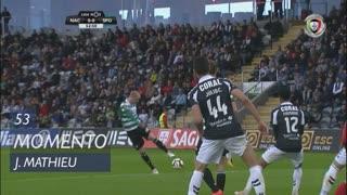 Sporting CP, Jogada, J. Mathieu aos 53'