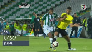 Boavista FC, Caso, Jubal aos 86'
