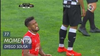 SC Braga, Jogada, Dyego Sousa aos 77'