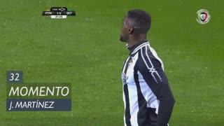 Portimonense, Jogada, Jackson Martínez aos 32'