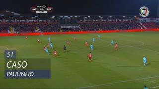 SC Braga, Caso, Paulinho aos 51'