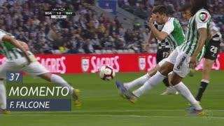 Boavista FC, Jogada, F. Falcone aos 37'