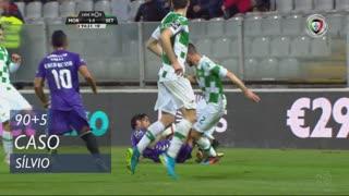 Vitória FC, Caso, Sílvio aos 90'+5'