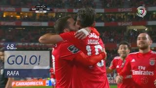 GOLO! SL Benfica, Rafa aos 68', SL Benfica 3-0 CD Feirense