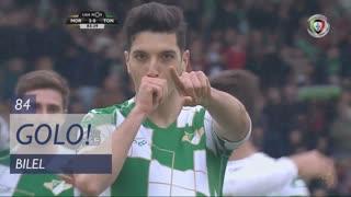 GOLO! Moreirense FC, Bilel aos 84', Moreirense FC 2-0 CD Tondela