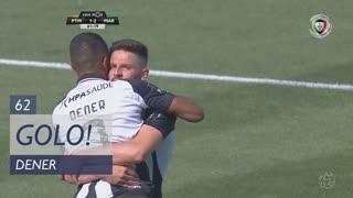 GOLO! Portimonense, Dener aos 62', Portimonense 2-2 Marítimo M.