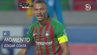 Marítimo M., Jogada, Edgar Costa aos 6'