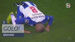GOLO! FC Porto, Brahimi aos 5', FC Porto 1-0 Belenenses