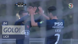 GOLO! Belenenses SAD, Licá aos 84', Belenenses SAD 4-0 CD Feirense