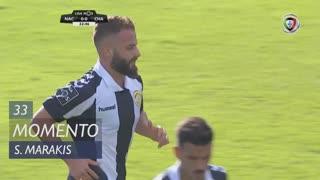 CD Nacional, Jogada, S. Marakis aos 33'