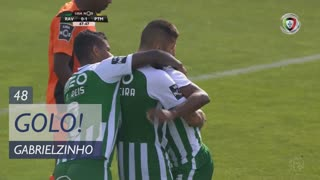 GOLO! Rio Ave FC, Gabrielzinho aos 48', Rio Ave FC 1-1 Portimonense
