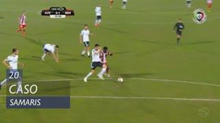 SL Benfica, Caso, Samaris aos 20'