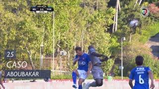 FC Porto, Caso, Aboubakar aos 25'