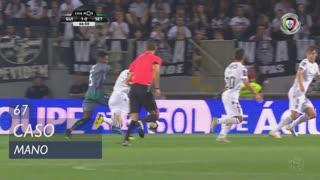 Vitória FC, Caso, Mano aos 67'