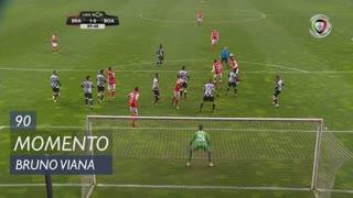 SC Braga, Jogada, Bruno Viana aos 90'