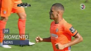 Boavista FC, Jogada, Neris aos 39'