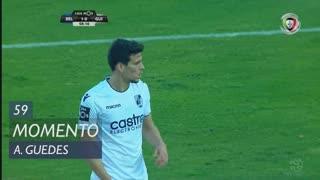 Vitória SC, Jogada, Alexandre Guedes aos 59'