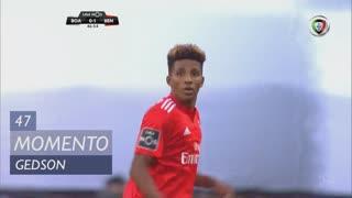 SL Benfica, Jogada, Gedson aos 47'