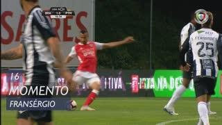 SC Braga, Jogada, Fransérgio aos 16'