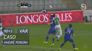 FC Porto, Caso, André Pereira aos 90'+5'