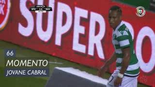 Sporting CP, Jogada, Jovane Cabral aos 66'