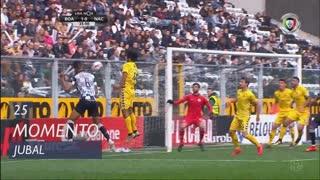 Boavista FC, Jogada, Jubal aos 25'