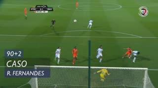 Portimonense, Caso, Rúben Fernandes aos 90'+2'