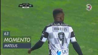 Boavista FC, Jogada, Mateus aos 63'