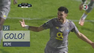 GOLO! FC Porto, Pepe aos 35', CD Feirense 1-2 FC Porto