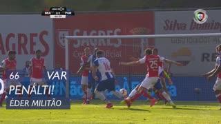 FC Porto, Penálti, Éder Militão aos 66'