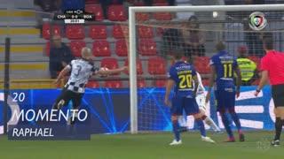 Boavista FC, Jogada, Raphael aos 20'