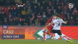 SL Benfica, Caso, Rúben Dias aos 56'