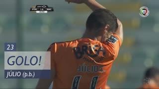 GOLO! Portimonense, Júlio (p.b.) aos 23', Portimonense 1-0 CD Nacional