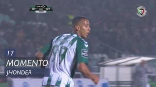 Vitória FC, Jogada, Jhonder aos 17'