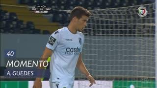 Vitória SC, Jogada, Alexandre Guedes aos 40'